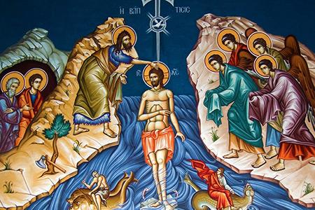 Święto Chrztu Pańskiego - rok C