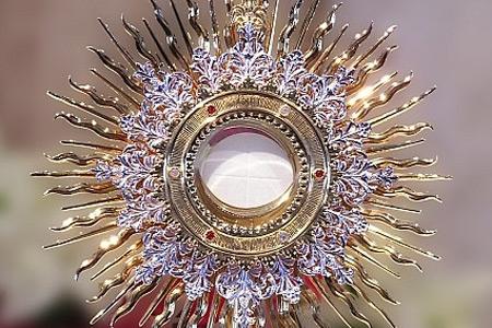 Uroczystość Bożego Ciała - Rok C