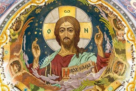 Uroczystośc Chrystus Króla Wszechświata - Rok C