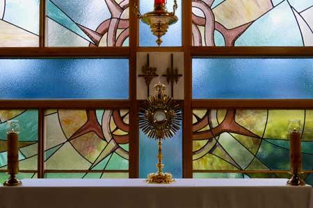 Uroczystość Najświętszego Ciała i Krwi Chrystusa - Rok A - Polska Parafia Londyn UK