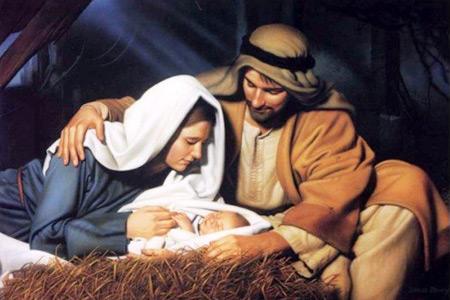 Uroczystość Narodzenia Pańskiego - Słowo stało się ciałem