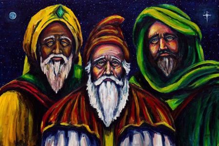 Uroczystość Objawienia Pańskiego - Śladami mędrców - Rok A