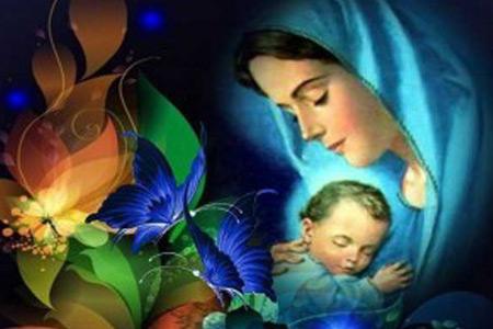 Uroczystość Świętej Bożej Rodzicielki Maryi - Matka matek
