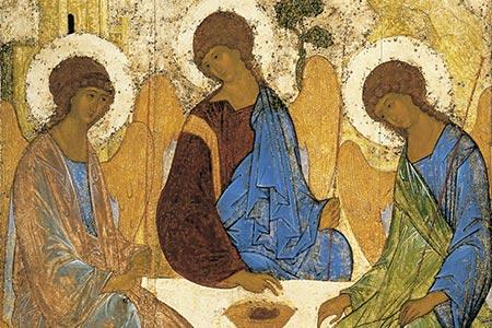 Uroczystość Najświętszej Trójcy - Rok B