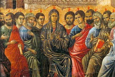 Uroczystość Trójcy Świętej - Rok C