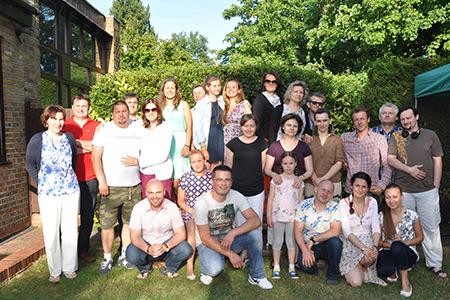 Wspólnota modlitewna - Anastasis - Grupy Parafialne