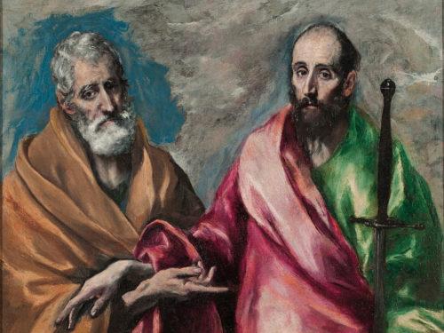 Uroczystość Piotra i Pawła - Rok C