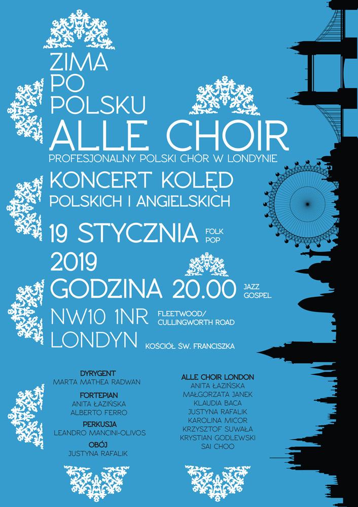 Zima po polsku - Koncert Kolęd